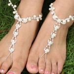 bridal beach jewellery